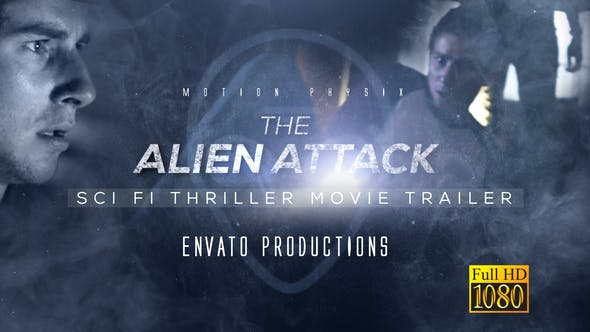 Thumbnail for Sci Fi Thriller Movie Trailer