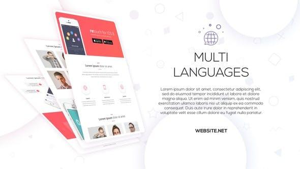 Thumbnail for Presentación Minimalista Página web