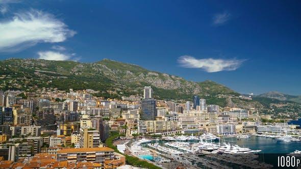 Thumbnail for Monaco Ville Cityscape