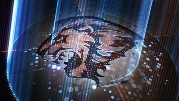 Thumbnail for Logo de rayos de luz.