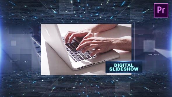 Thumbnail for Digital Slideshow