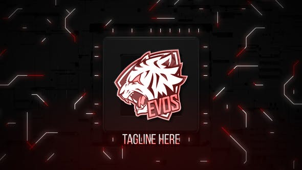 Thumbnail for Logo Reveal Tech
