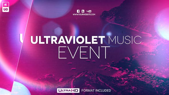 Thumbnail for Ultraviolet Music Party