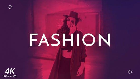 Fashion Logo Reveal