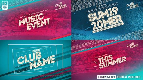 Thumbnail for Evento de música de verano
