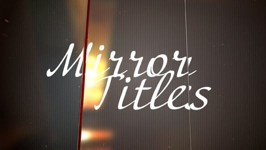 Thumbnail for Mirror Titles
