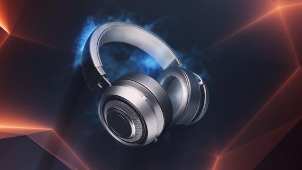 Thumbnail for Headphones Logo