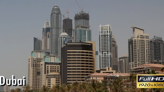 Thumbnail for Dubai Skyscrapers