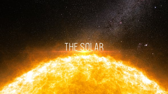 Thumbnail for The Solar - Cinematic Trailer