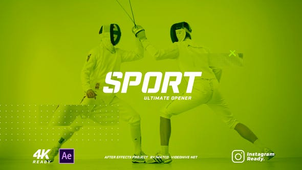 Thumbnail for Ultimate Sports Promo