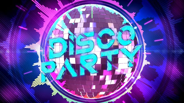 Thumbnail for Disco Party Opener