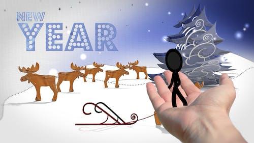 New Year's Eve & Christmas (Inkman)