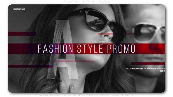 Thumbnail for Fashion Style Promo