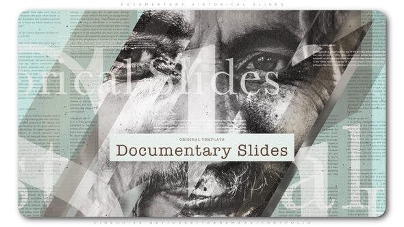 Thumbnail for Documentary Historical Slides