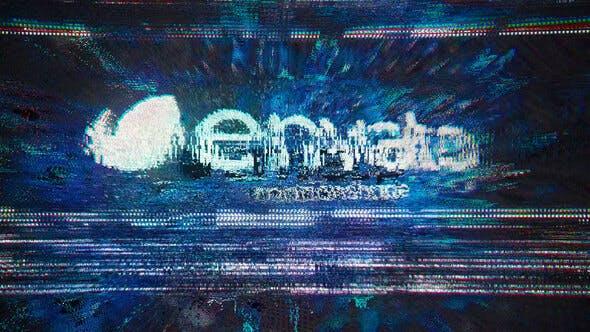 Cover Image for Glitch Logo