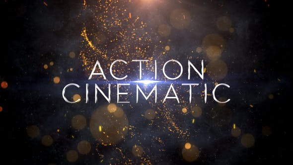 Thumbnail for Action Cinematic Trailer