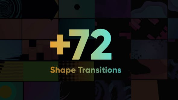 Thumbnail for Shape Transitions Big Pack
