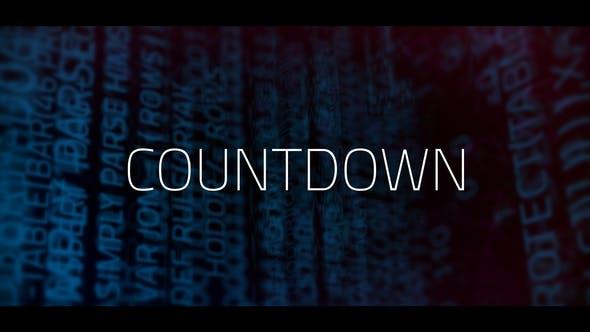 Digital Countdown