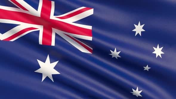 Thumbnail for The Flag of Australia