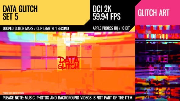 Thumbnail for Data Glitch (2K Set 5)