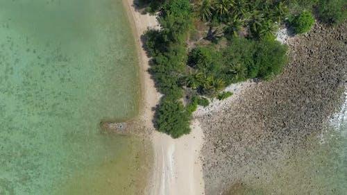 Sandy Isthmus Beach