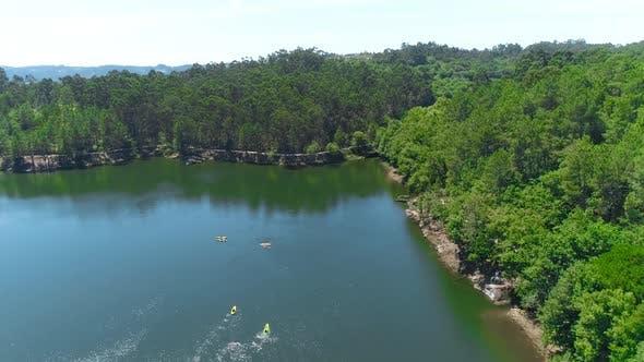 Thumbnail for Water Activities at River