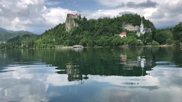 Cover Image for Lake bled in Slovenia