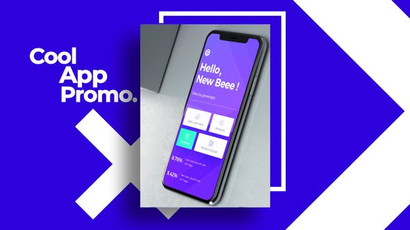 Thumbnail for Cool App Promo