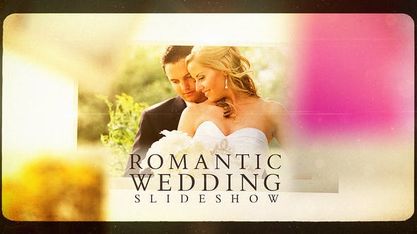 Thumbnail for Romantic Wedding Slideshow