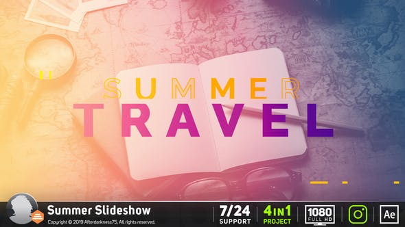 Thumbnail for Summer Slideshow