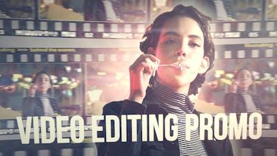 Video Editing Promo