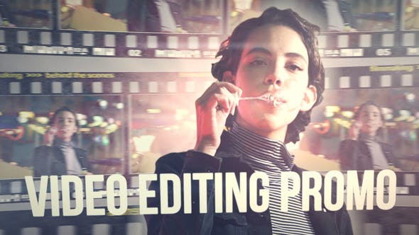 Thumbnail for Video Editing Promo