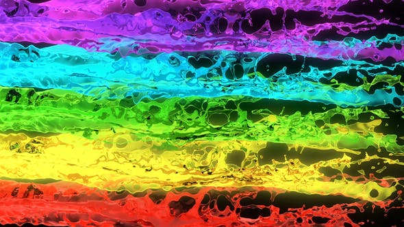 Water Colorful Flow 2