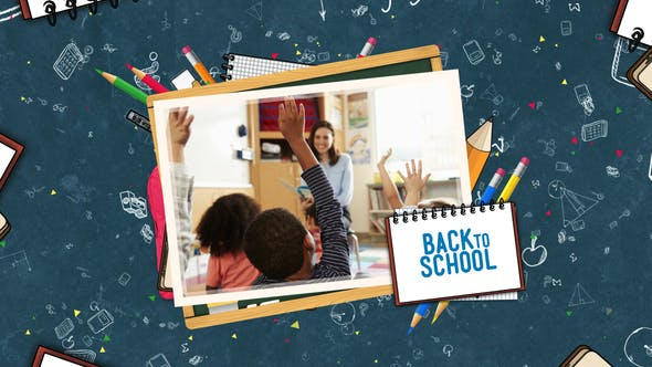Thumbnail for Back to School Slideshow