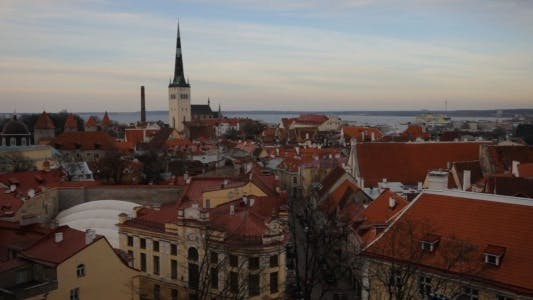 Thumbnail for Old Tallinn Time Lapse