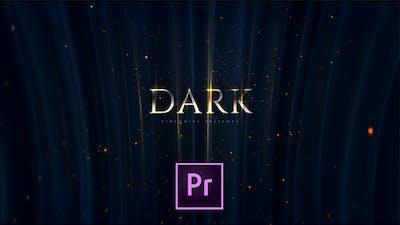 Dark Premium Titles