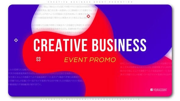 Cover Image for Creative Business Event Promotion