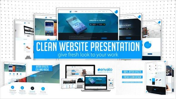 Thumbnail for Website Presentation