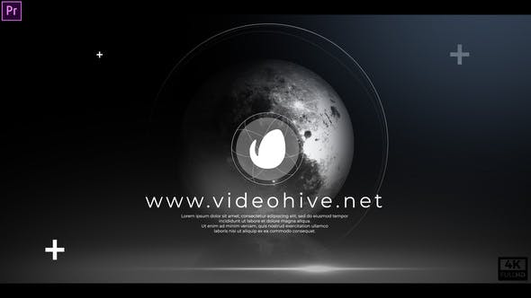 Thumbnail for Space Logo Animation
