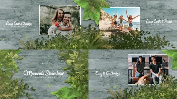 Moments Slideshow
