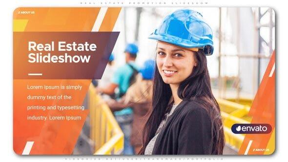 Real Estate Promotion Slideshow
