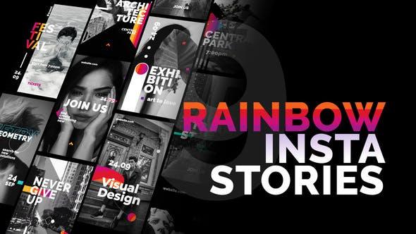 Thumbnail for Historias de Rainbow Instagram