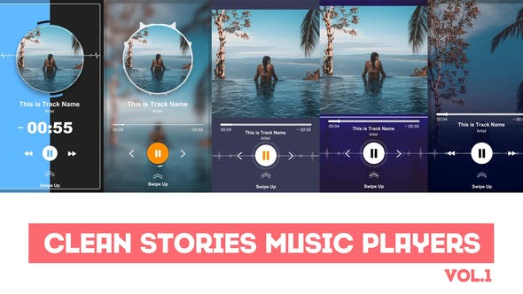 Clean Stories Music Players