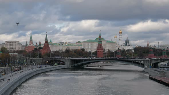 Thumbnail for Timelapse of Moscow Kremlin