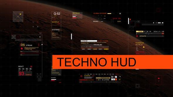 Techno\_HUD