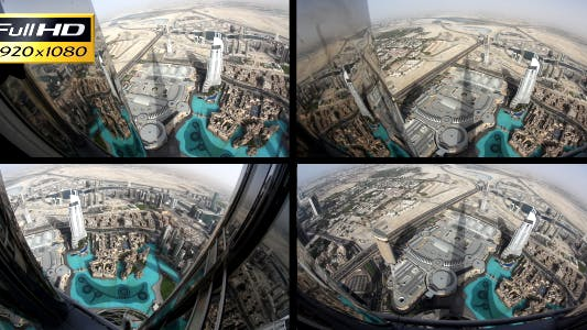 Thumbnail for View From Burj Khalifa (6-Pack)
