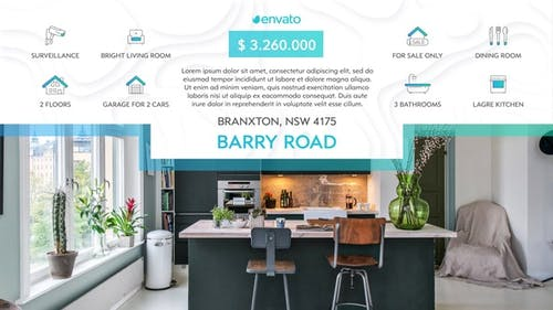 Real Estate Stylish Promo