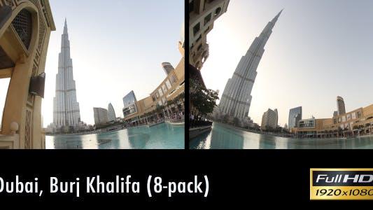 Thumbnail for Dubai Downtown, Burj Khalifa