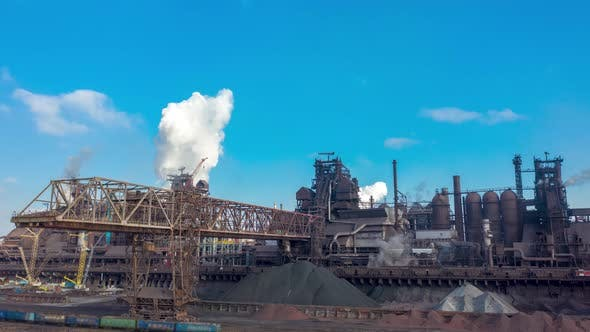 Thumbnail for Metallurgical Production Operation of Blast Furnaces