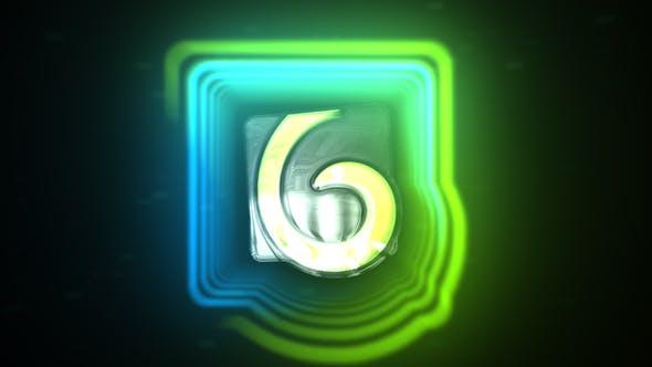 Thumbnail for Digital Glitch Logo Reveal